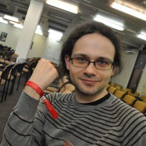 """Marcin """"Alqua"""" Klak"""