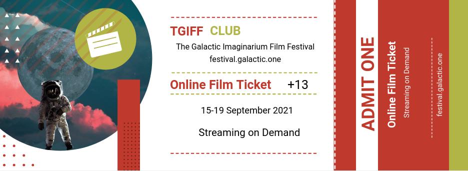 Film Ticket TGIFF